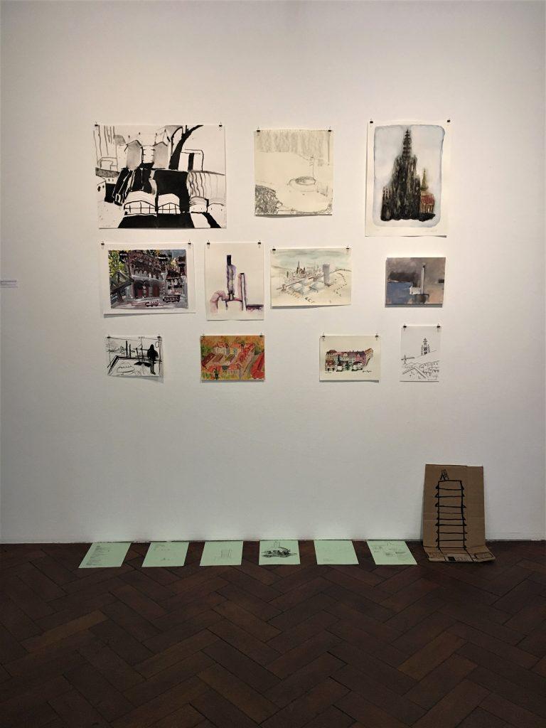 Kunstverein Ulm, MIrjam Bayerdörfer,Herzuas Temporäre Migration