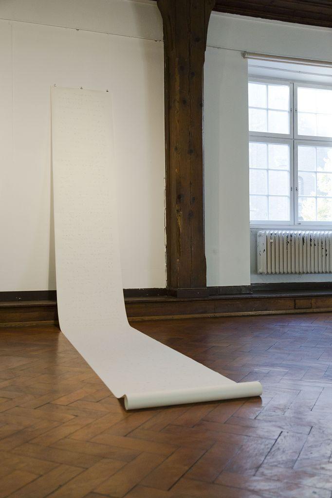 Susanne Kocks, Kunstverein Ulm, Bild von Martina Strilic